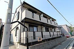 タウンハイム須磨南[1階]の外観