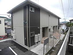 長崎県長崎市梁川町の賃貸アパートの外観