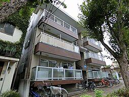 大阪府豊中市岡町北2丁目の賃貸マンションの外観