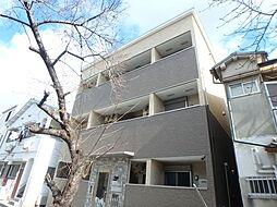 大阪府豊中市豊南町東3丁目の賃貸マンションの外観