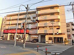 神奈川県大和市西鶴間3丁目の賃貸マンションの外観