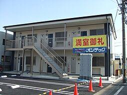 愛知県小牧市小木東1丁目の賃貸アパートの外観