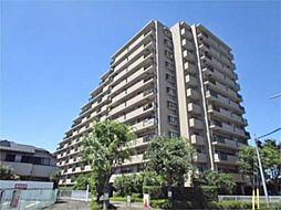 東京都日野市南平4丁目の賃貸マンションの外観