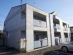 神奈川県綾瀬市吉岡東2丁目の賃貸アパートの外観