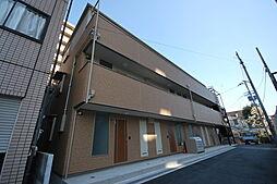 仮称)シャンテー宮之阪[1階]の外観
