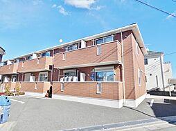 JR青梅線 昭島駅 徒歩11分の賃貸アパート