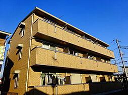 D-room   ロイヤルパルクB[1階]の外観