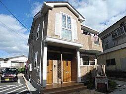 長崎県長崎市岩屋町の賃貸アパートの外観