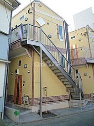 ユナイト横浜セシル・キャンベル[1階]の外観