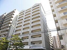 クレストコート新大阪[8階]の外観