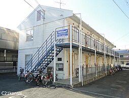 ベガ田口[2階]の外観