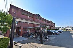 大阪府松原市阿保2丁目の賃貸マンションの外観