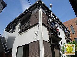 千葉県船橋市二子町の賃貸アパートの外観