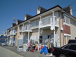神奈川県川崎市多摩区生田1の賃貸アパートの外観