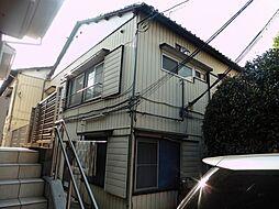 神奈川県川崎市多摩区栗谷3丁目の賃貸アパートの外観
