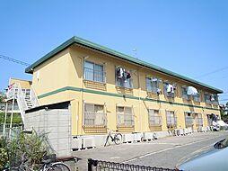 大阪府箕面市今宮4丁目の賃貸アパートの外観