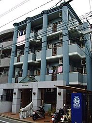 福岡県福岡市中央区平尾3丁目の賃貸マンションの外観