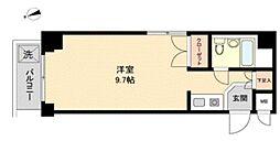 藤和新宿御苑コープ2[10階]の間取り
