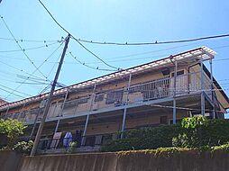 増山ハイツ[102号室]の外観