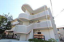 神奈川県平塚市撫子原の賃貸マンションの外観
