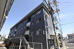 北野田マンション[4階]の外観