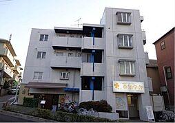 東京都小金井市貫井北町2丁目の賃貸マンションの外観
