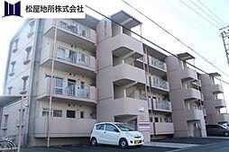 愛知県豊橋市西小池町の賃貸マンションの外観
