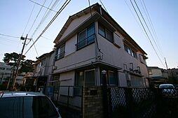 コーポむらやま[1階]の外観