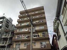 兵庫県神戸市中央区熊内橋通6丁目の賃貸マンションの外観