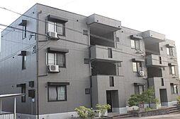 愛知県岡崎市真伝吉祥1丁目の賃貸アパートの外観