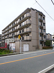 福岡県春日市上白水3の賃貸マンションの外観