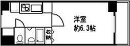 ドミール聖蹟桜ヶ丘[3階]の間取り
