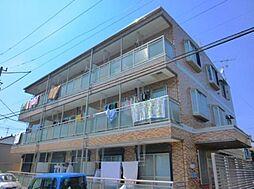 千葉県習志野市実籾4丁目の賃貸マンションの外観