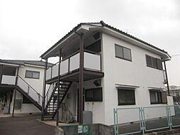 神奈川県横浜市青葉区あざみ野南1丁目の賃貸アパートの外観