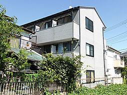 東京都東村山市野口町1の賃貸マンションの外観