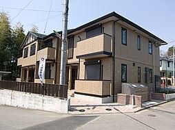 東京都八王子市元八王子町1丁目の賃貸アパートの外観