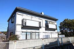 アドバンス多摩B[1階]の外観