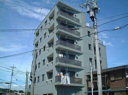神奈川県横浜市磯子区上町の賃貸マンションの外観
