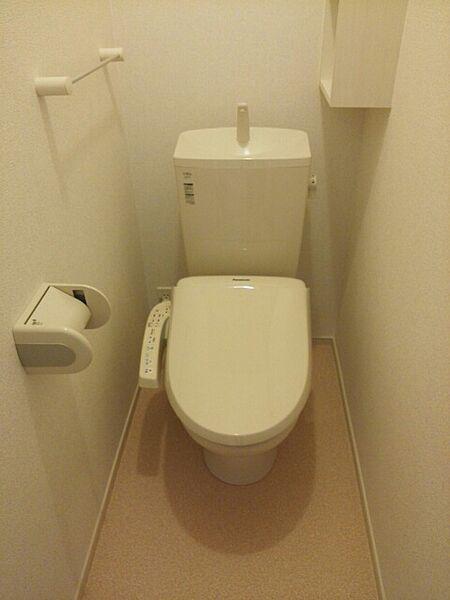 マシェリIIのトイレ