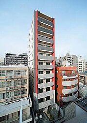 ガーラ・ステーション新丸子[5階]の外観