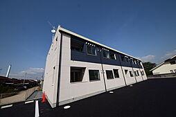 JR総武線 稲毛駅 バス18分 長沼停下車 徒歩9分の賃貸アパート