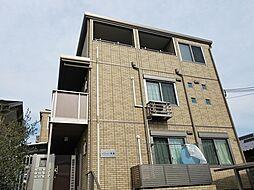 affetto浅香[2階]の外観
