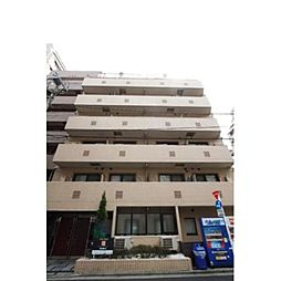 東京都港区麻布十番3丁目の賃貸マンションの外観