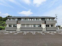JR日光線 鹿沼駅 バス10分 リーバス栄町1丁目下車 徒歩17分の賃貸アパート