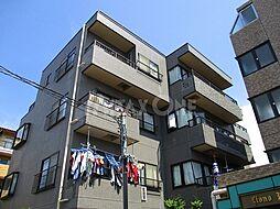 ナレッヂ[2階]の外観