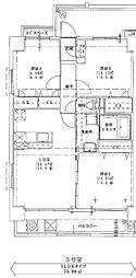 片江Fビル(仮称)[8階]の間取り