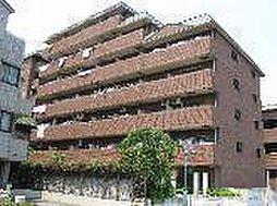 神奈川県横浜市中区本牧宮原の賃貸マンションの外観