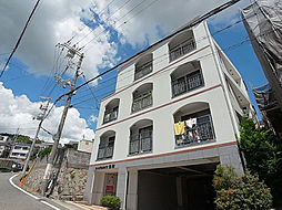 兵庫県神戸市長田区鶯町3丁目の賃貸マンションの外観