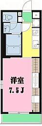 LivLi・大宮桜木町[1階]の間取り