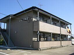 岐阜県安八郡安八町南條の賃貸アパートの外観